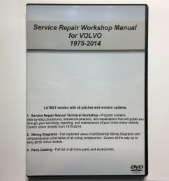 for volvo vida vadis service shop repair manual parts catalog wiring diagrams for sale [ 1600 x 1200 Pixel ]