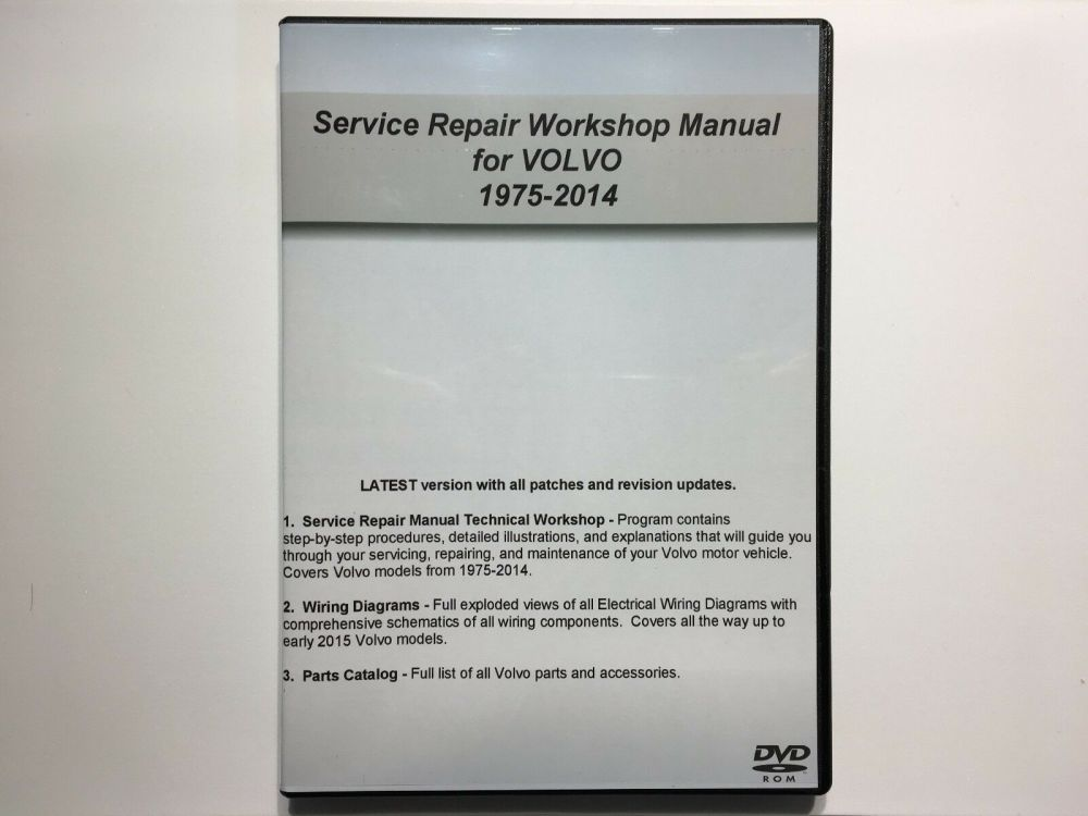 medium resolution of for volvo vida vadis service shop repair manual parts catalog wiring diagrams for sale