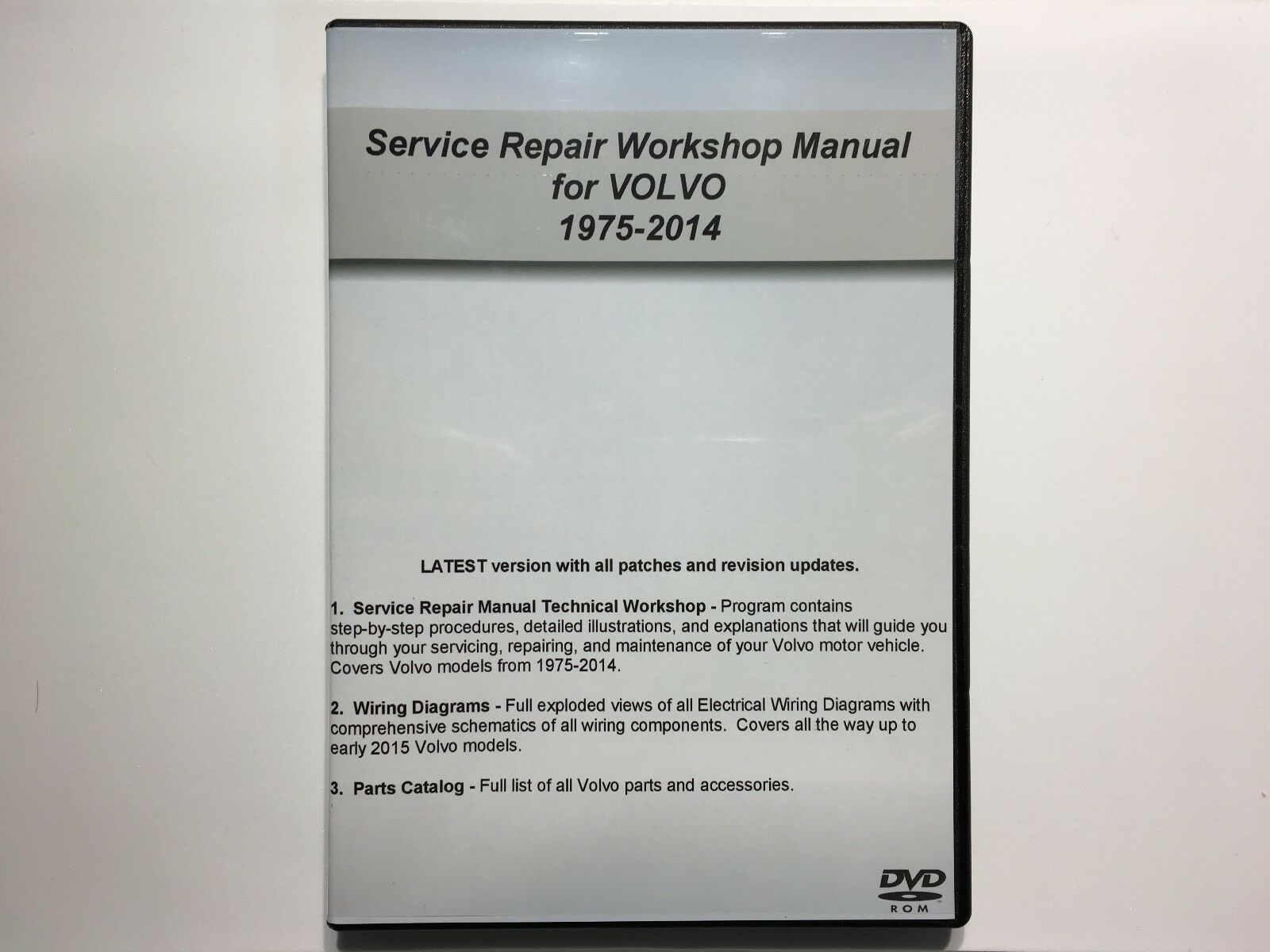 hight resolution of for volvo vida vadis service shop repair manual parts catalog wiring diagrams for sale
