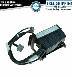 oem in dash upfitter switch wiring harness jumper for ford f250 f350 f450 f550 for sale [ 1200 x 1200 Pixel ]