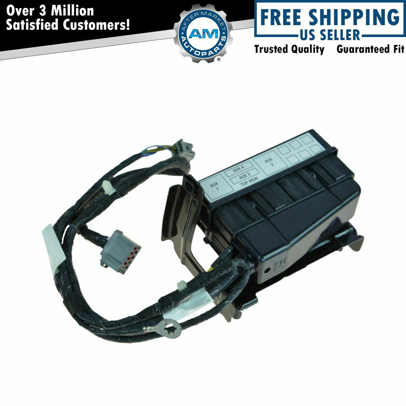 hight resolution of oem in dash upfitter switch wiring harness jumper for ford f250 f350 f450 f550 for sale