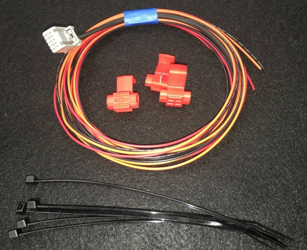 medium resolution of 10 pin gentex gntx 536 1124 homelink compass homelink mirror wiring kit new for sale