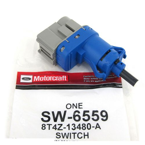 small resolution of 2007 2017 ford mustang f 150 explorer brake stop light switch oem 8t4z 13480 a for sale