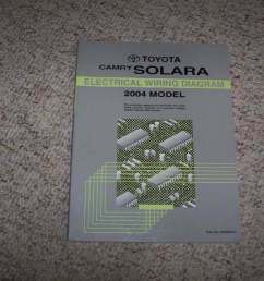 2004 toyota camry solara electrical wiring diagram manual coupe convertible v6 for sale [ 1184 x 888 Pixel ]