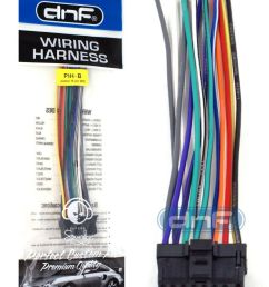 pioneer wiring harness deh p6400 deh p6450 fh p4000 free same day [ 1142 x 1600 Pixel ]
