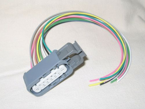 small resolution of 4l60e 4l80e neutral safety switch connector pigtail 10 wire mlps 4l60e neutral safety wiring harness