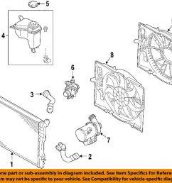 bmw oem 07 13 328i radiator cooling fan motor 17117590699 for sale radiator diagram 98 bmw 328i bmw 328i radiator diagram [ 1000 x 899 Pixel ]