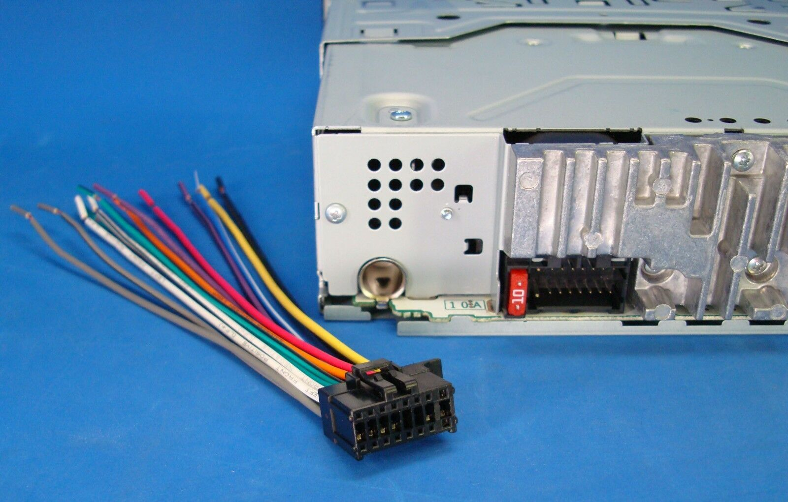 hight resolution of pioneer radio plug stereo wire harness deh 14ub 2400ub 24ub 3400ub 34ub 4400ub for sale