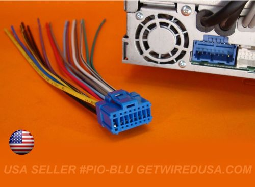 small resolution of pioneer wire harness plug avh p5000dvd avh p4900dvd avh p5700dvd avh p6000dvd for sale