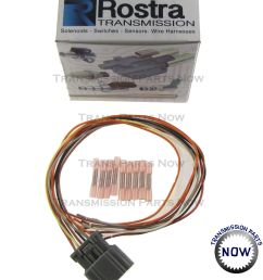 ford e4od 4r100 solenoid connector repair wiring harness 95 up 350 0067 37859fvc for [ 1189 x 1600 Pixel ]