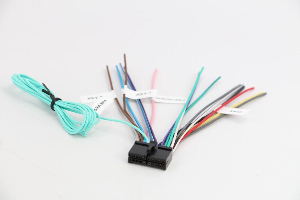 medium resolution of xtenzi wire harness for boss radio power 20pin plug bv9973 bv9978 bv9979b 9980b for sale