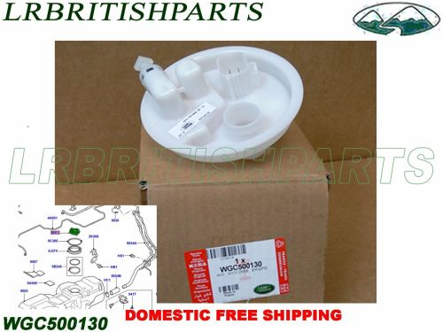 small resolution of genuine land rover fuel filter cover lr3 range rover sport 05 09 wgc500130 for sale