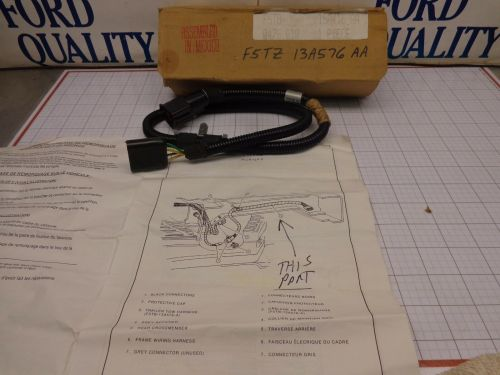 small resolution of ford oem nos f5tz 13a576 aa trailer tow light wire wiring harness rear f series for sale