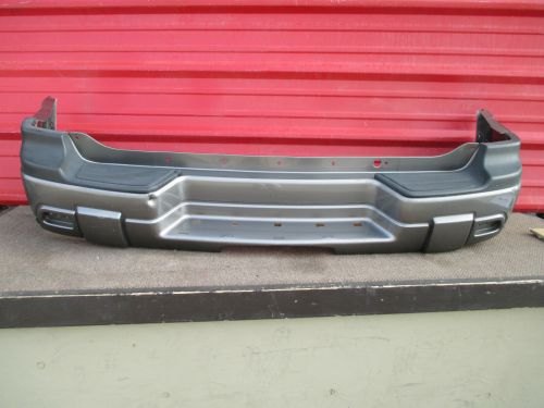 small resolution of 2008 chevrolet trailblazer oem rear bumper cover 02 03 04 05 06 07 for sale