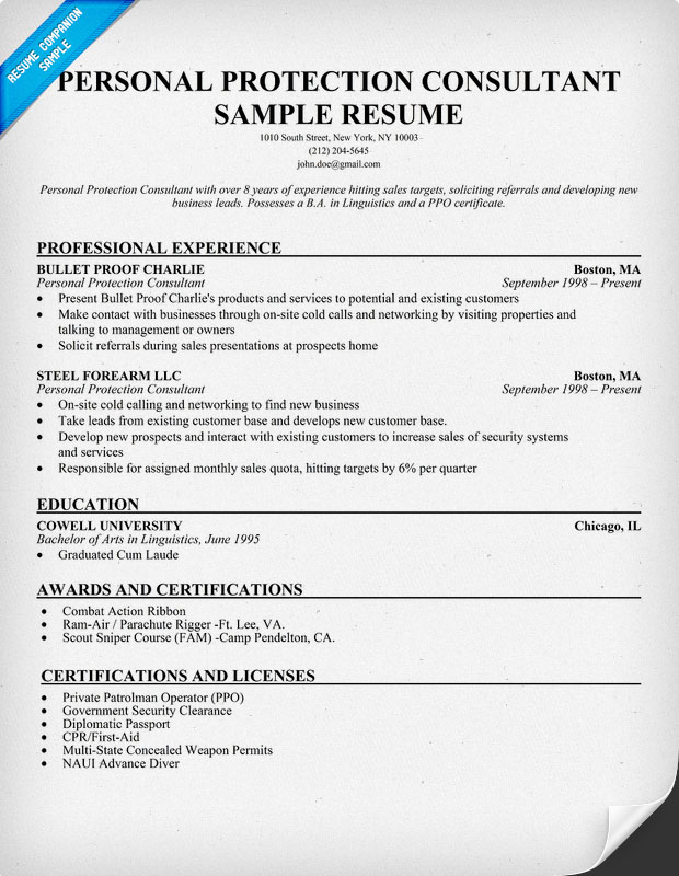 beauty consultant resume examples