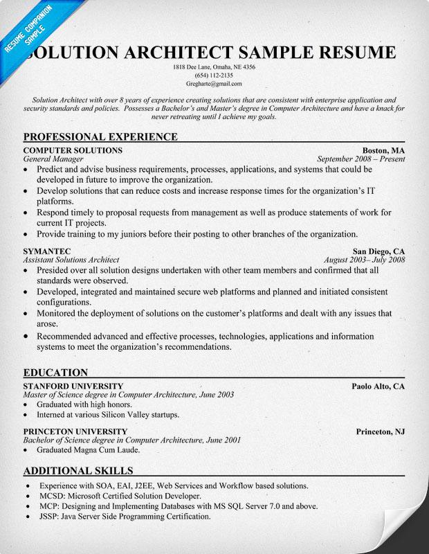 Sharepoint Architect Resume Doc My Blog Sample Senior Sle Java Resumes Oyulaw
