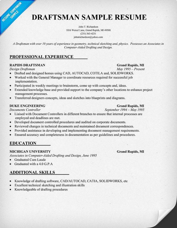 sample autocad drafter resume designer sample resume drafting