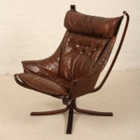 Big Falcon Lounge Chair by Sigurd Ressell for Vatne Mbler ...