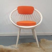Circle Lounge Chair by Yngve Ekstrm for Swede Mbler | #54046
