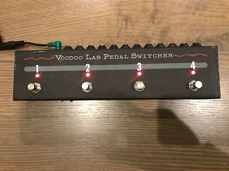 True Bypass Loop Switcher Wiring Car Tuning