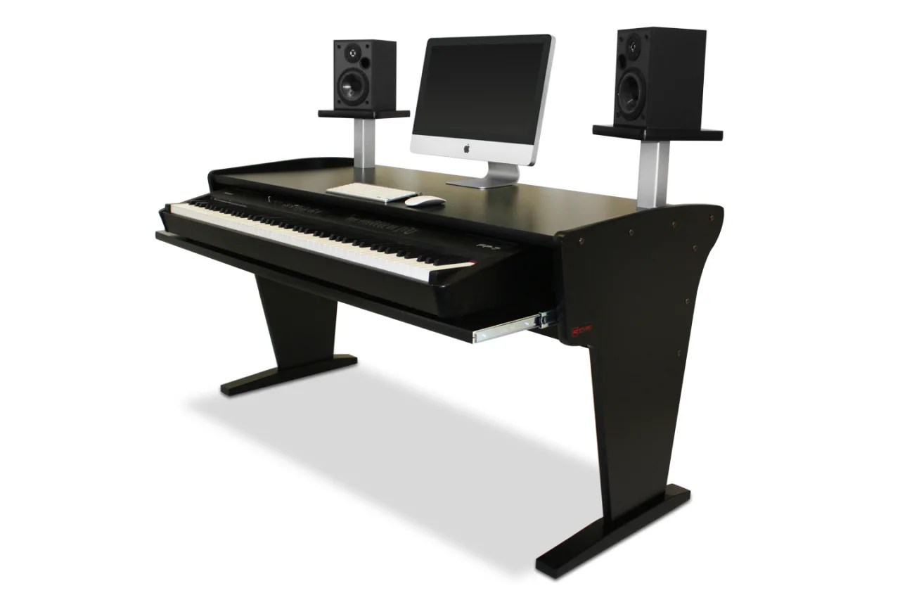 Desk For Music Production
