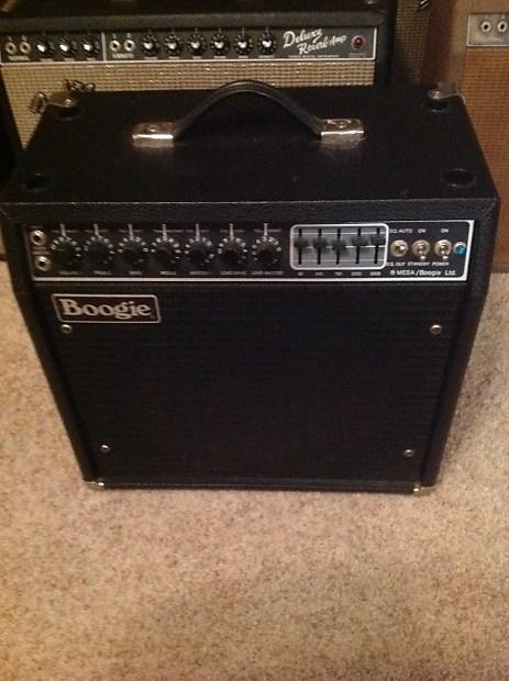 Mesa Boogie Mark III Combo Mark 3 MK 3  Reverb