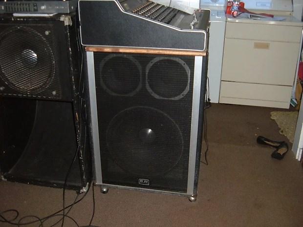 Peavey Bass Cabinet