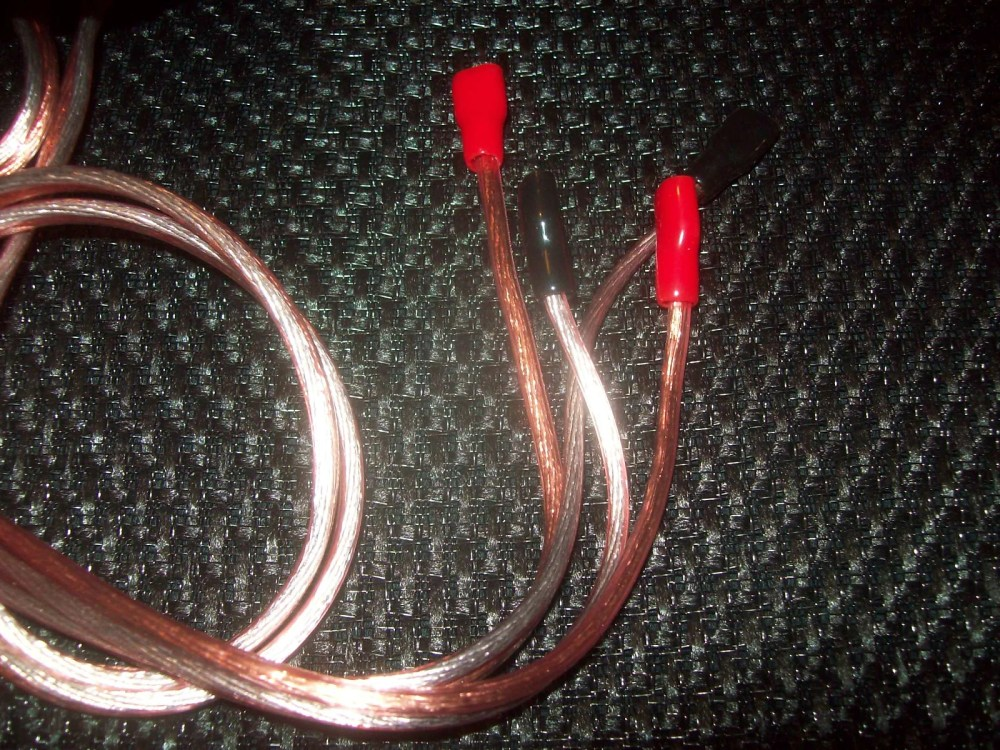 medium resolution of earcandy 2x12 guitar amp speaker cab series wiring harness w jack cup hardware no soldering