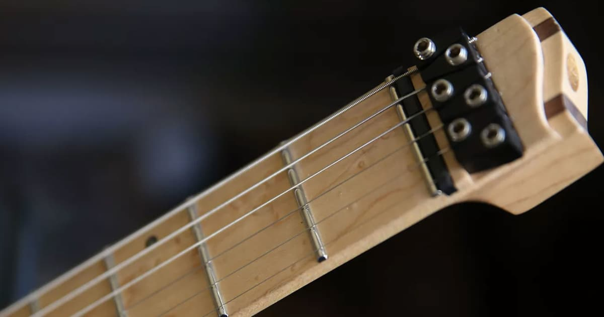 Headless Guitars Who Makes Them and Why  Reverb News
