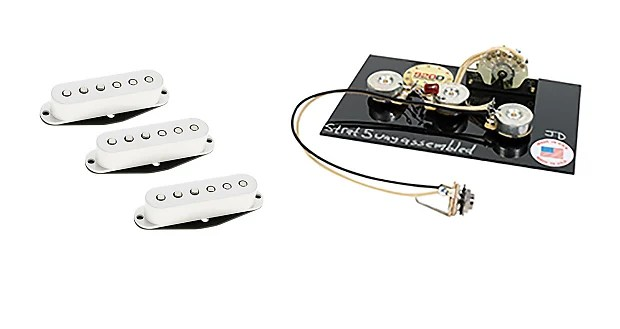 DiMarzio Paul Gilbert Guitar Pickup Set Injector/Area '67