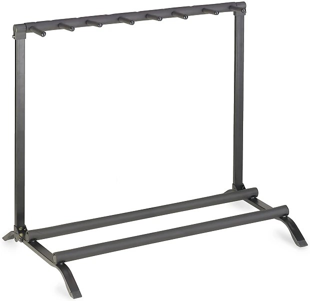 Stagg Heavy duty, all-metal (stage) 7 guitar stand for