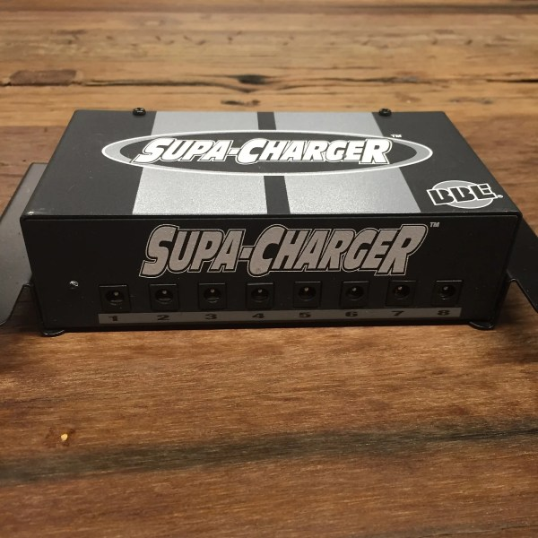 Bbe Supa-charger Power Supply Reverb