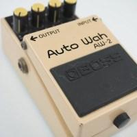 Boss AW-2 Auto Wah | Tokyo Music Gear Garage | Reverb