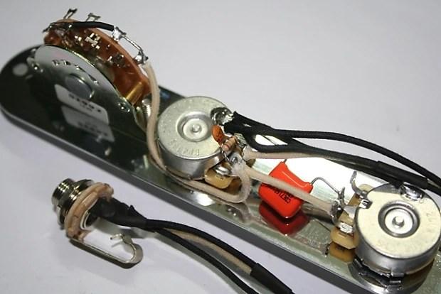 Telecaster 3 Way Wiring Diagram