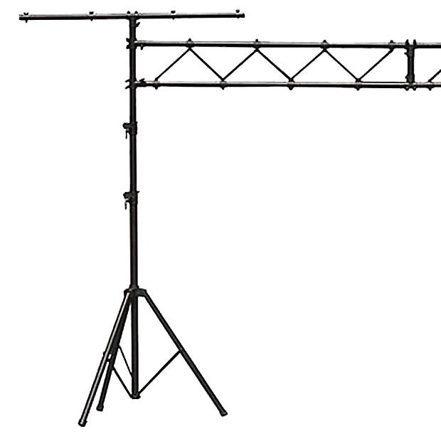 ProX T-LS32M 15FT Portable DJ Lighting Truss/Stand w T-Bar