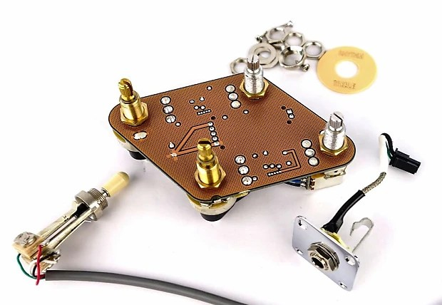 Wiring Harness Santellan Sounds Solderless Guitar Wiring Products