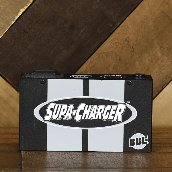 Bbe Supa-charger Power Supply - Used Russo Music Reverb