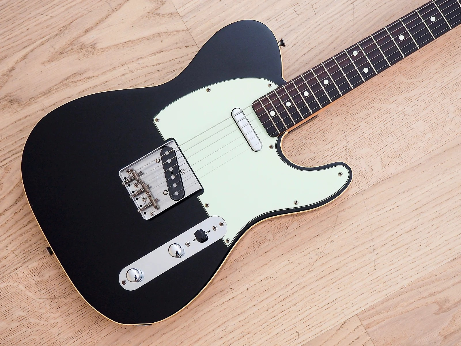 hight resolution of 1988 fender telecaster custom 62 vintage reissue black japan mij fujigen usa pickup harness
