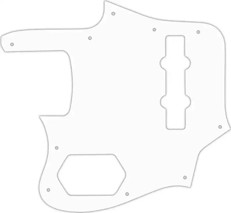 WD Custom Pickguard For Left Hand Fender 2006-2009 Made In