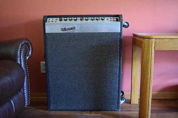 Panaramic By Audio Guild Corporation Combo Amp