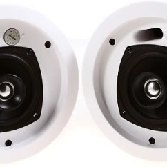 Volt Speakers Bedroom Electrical Wiring Diagram Jbl Control 24ct 4 Ceiling With Transformer Reverb