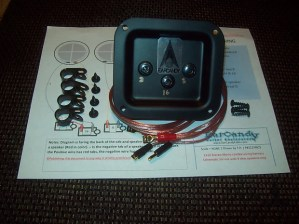 EarCandy 2x12 2x10 guitar amp speaker cab wiring harness has | Reverb