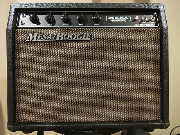 Mesa Boogie Subway Blues Tube Combo Guitar Amp w New