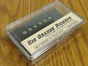 NEW USA Rio Grande Muy Grande Tele PICKUP Neck for Fender