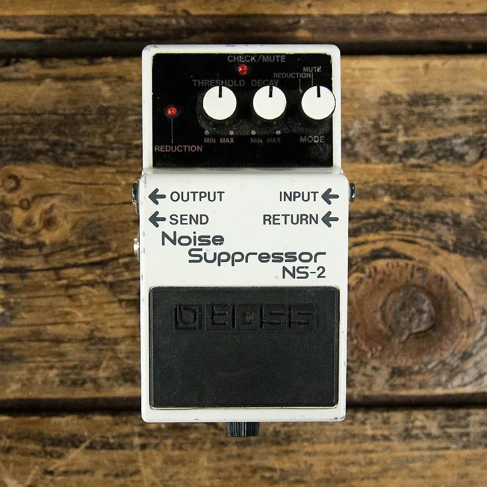 Stereo Noise Blanker Suppressor Limiter