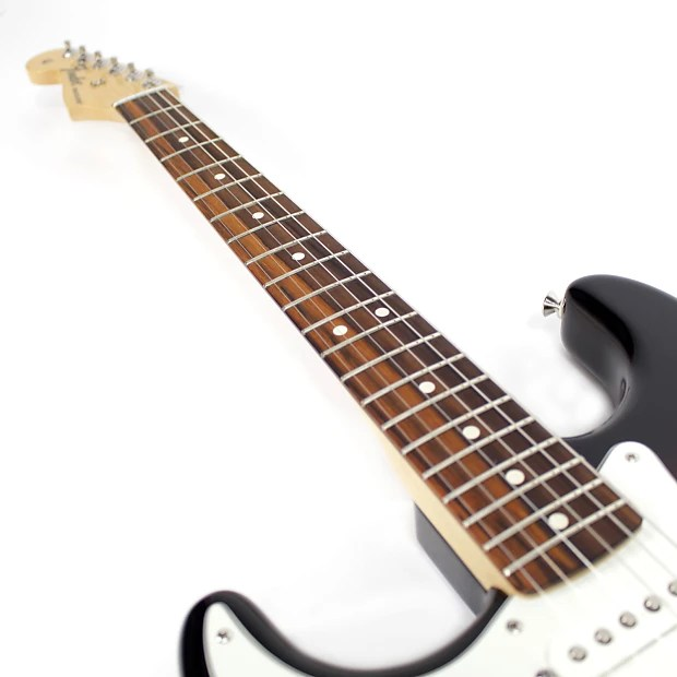 Fender Left Handed Standard Stratocaster In Brown Sunburst