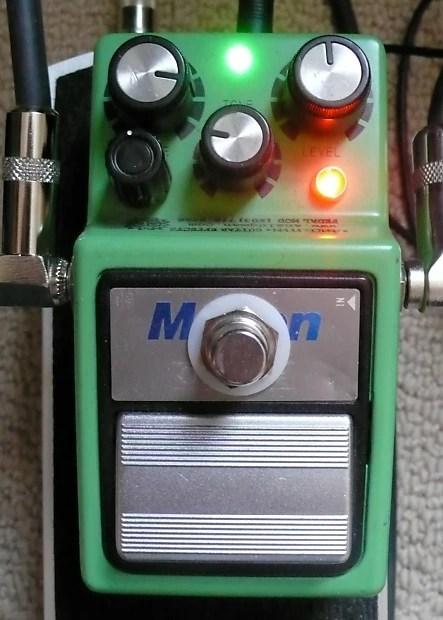 Og Man Mod Maxon Od 9 808 Tube Screamer Overdrive