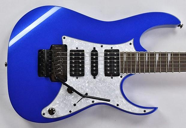Ibanez Rg Standard Rg450dx Electric Guitar In Starlight