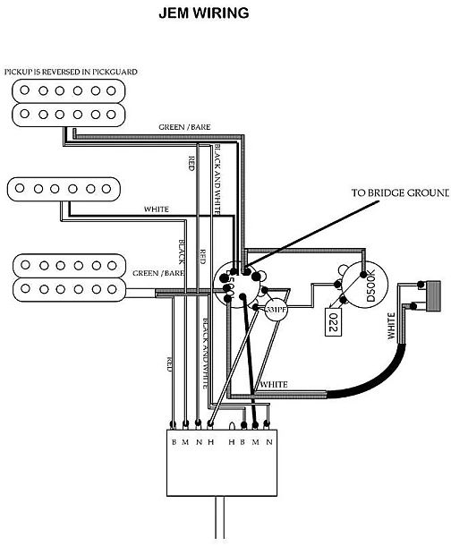 wiring diagram ibanez s570