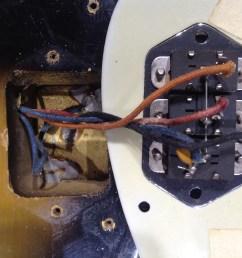 vintage fender jaguar wiring [ 1600 x 1600 Pixel ]
